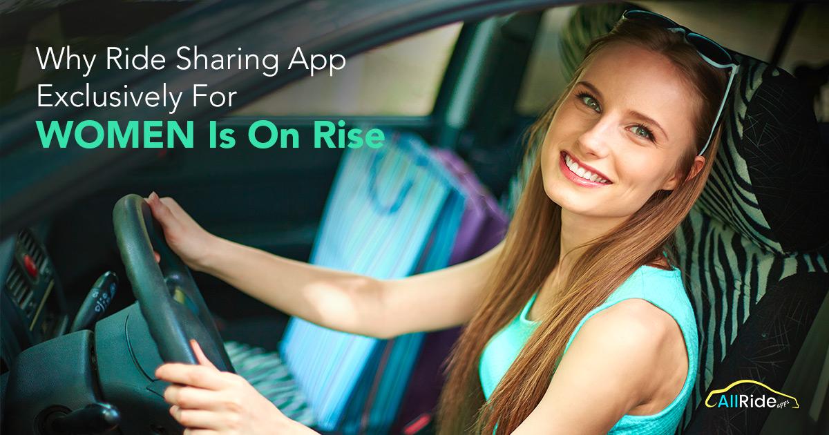 ridehsaring for women