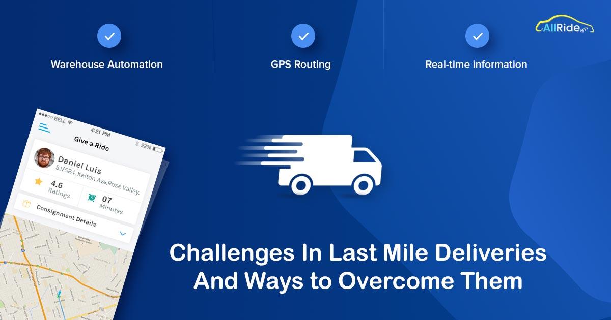 logistics management apps