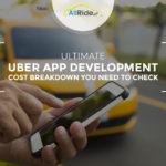 Uber app development cost