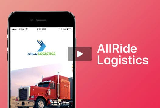 Allride Logistic video