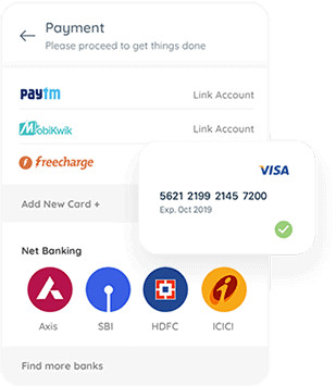 Ebike auto payment