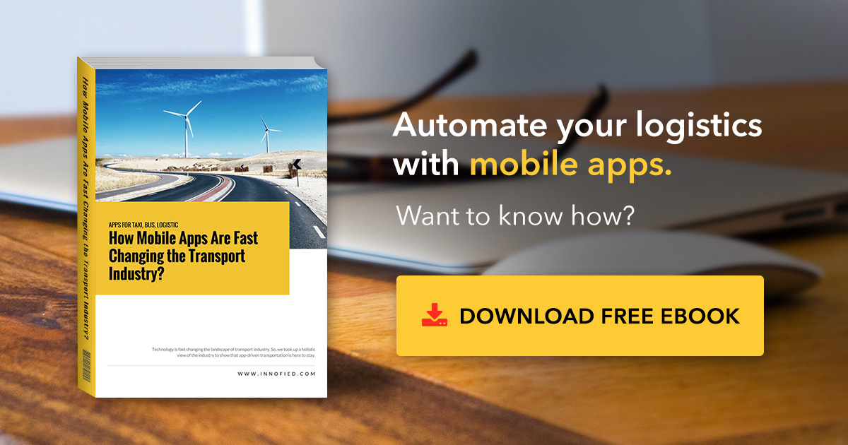 transport industry ebook download taxi app solution