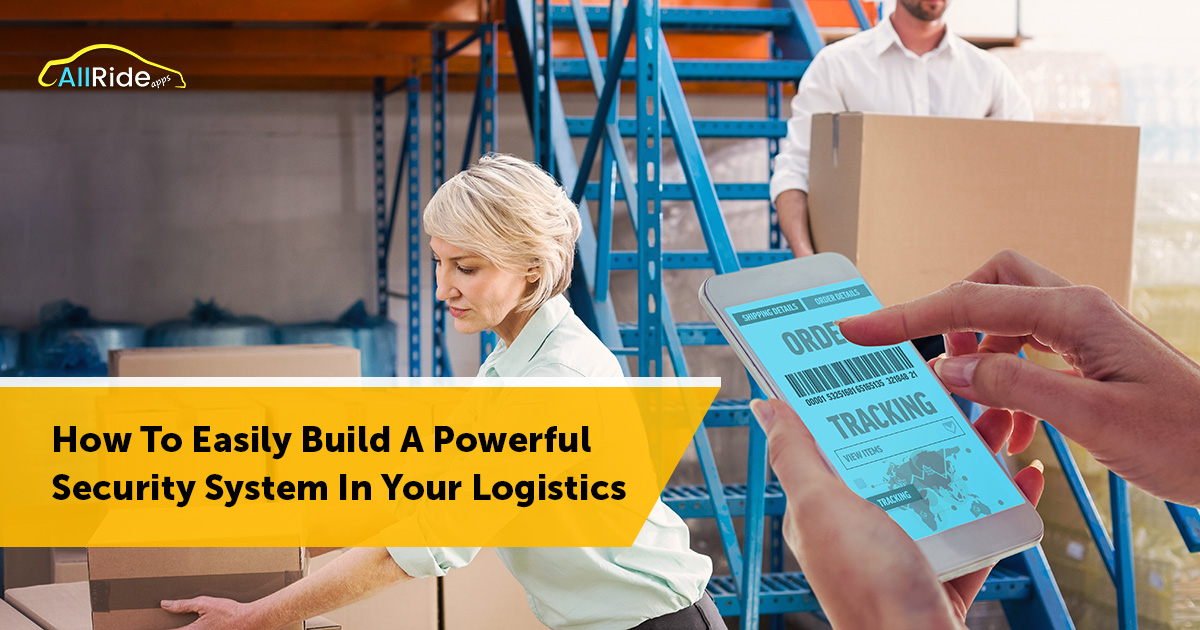 mobile app for logistics companies