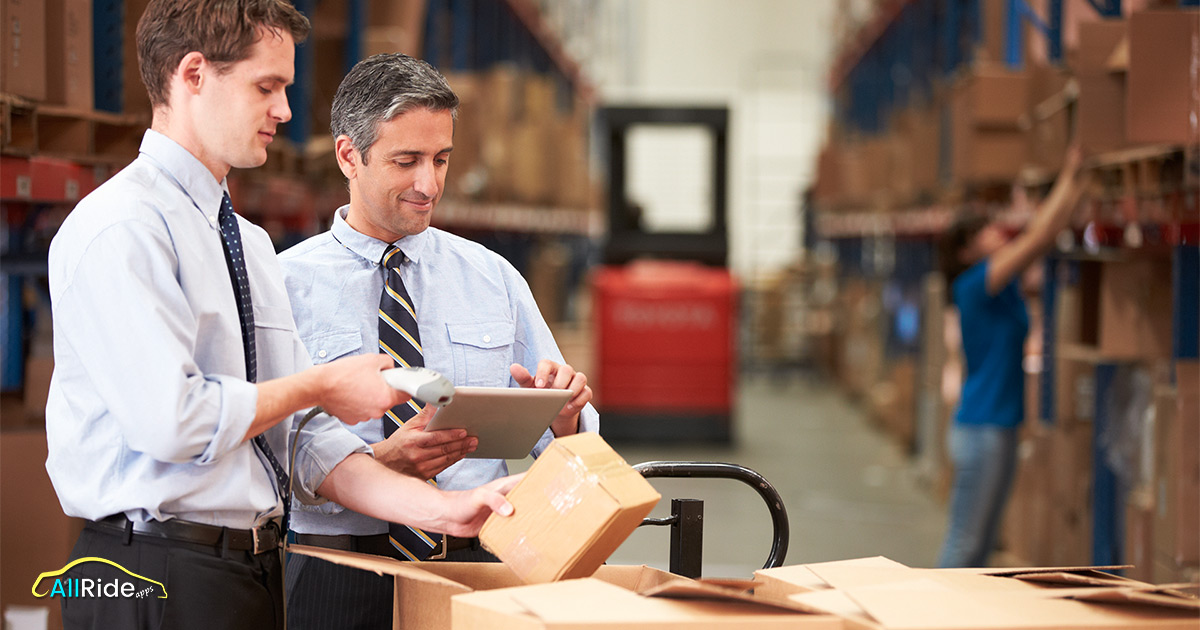 logistics management apps for warehouse and inventories