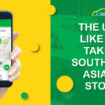 Making taxi app solution like Grabtaxi