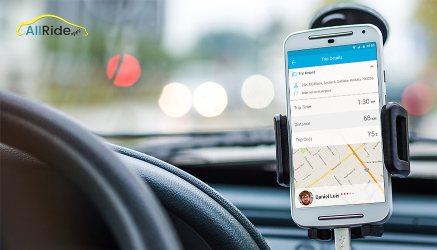 Choosing GPS Based Tracking In Your Taxi App