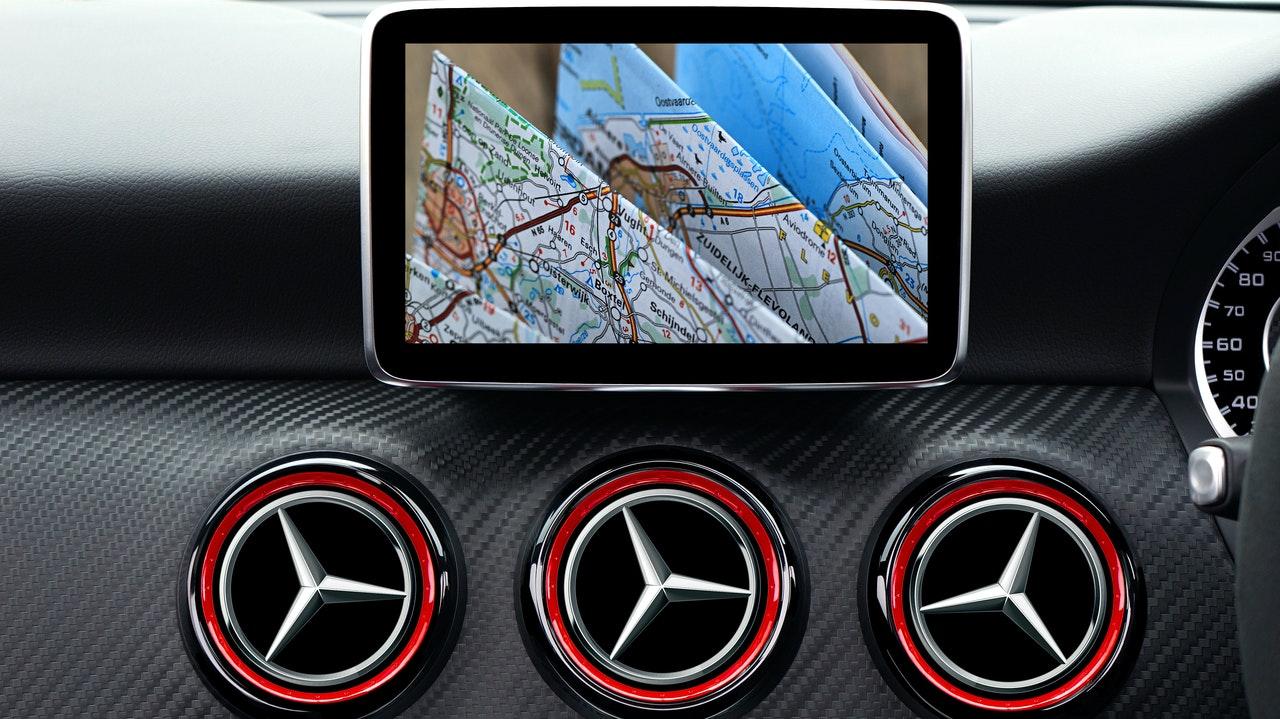 logistics GPS