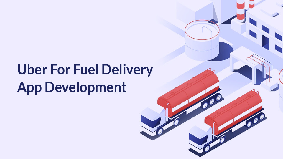gas delivery app development