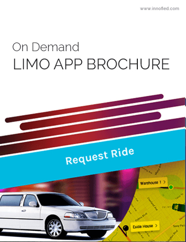 Limo App Development Brochure