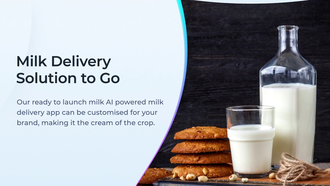 Milk Delivery Solution