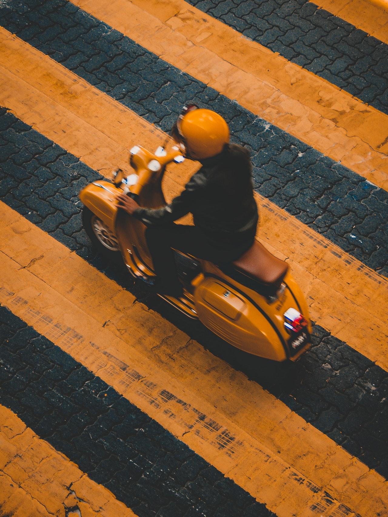 on-demand bike taxi app