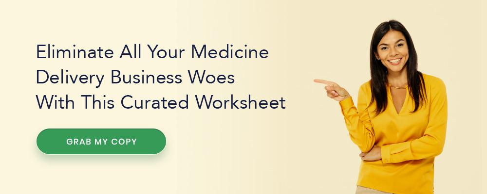 on-demand Medicine App