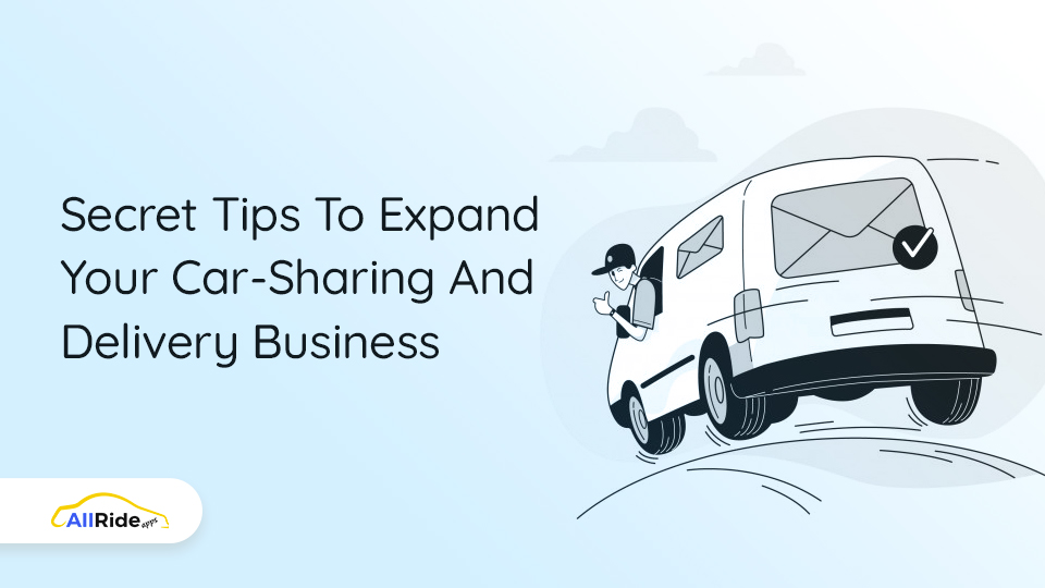 car-sharing and delivery business