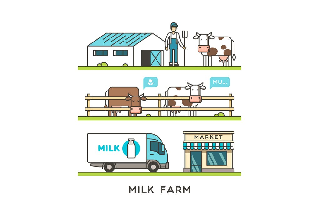 milk store