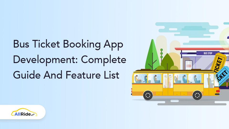bus booking app development