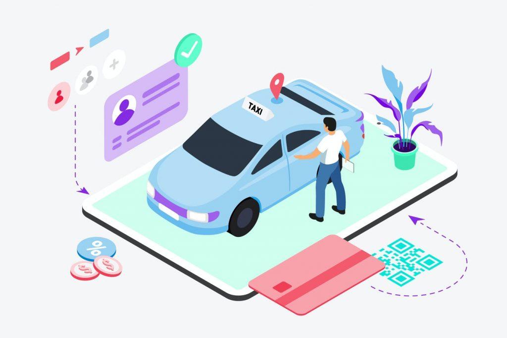taxi app cost