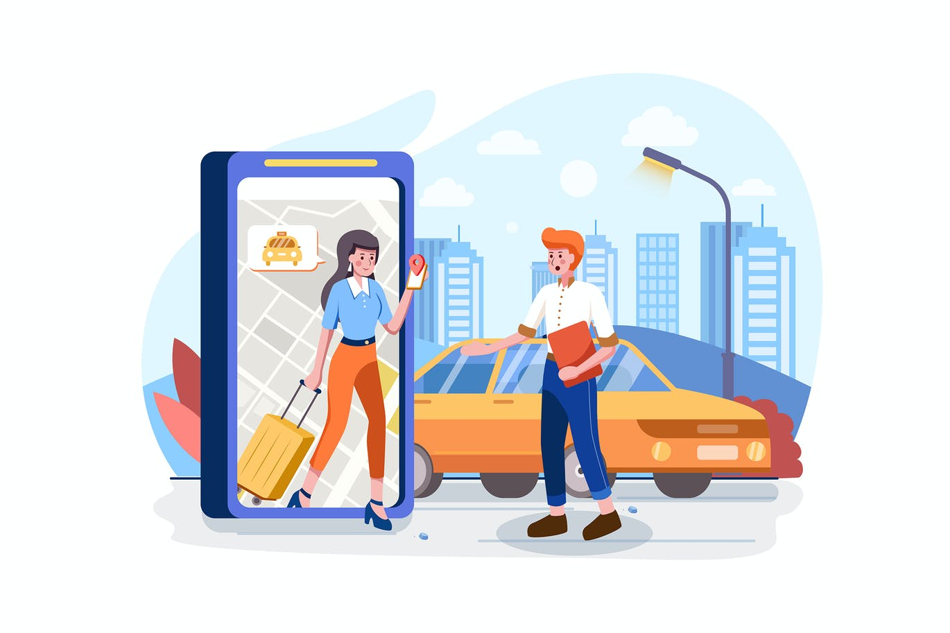 Scalable Transport App