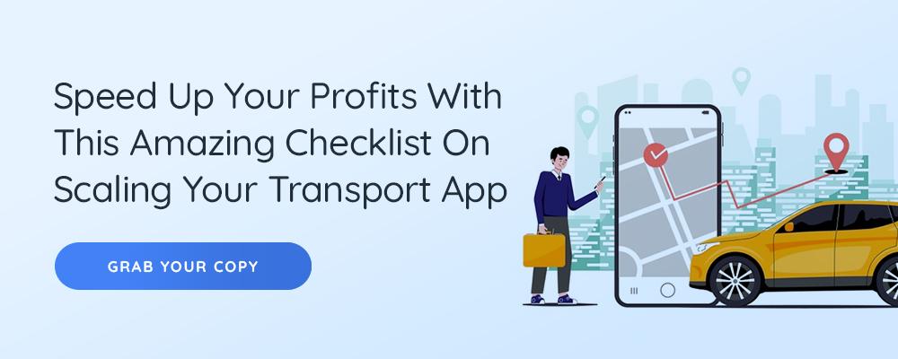 transport app scaling