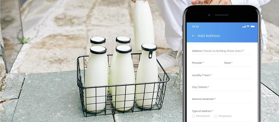 milk app