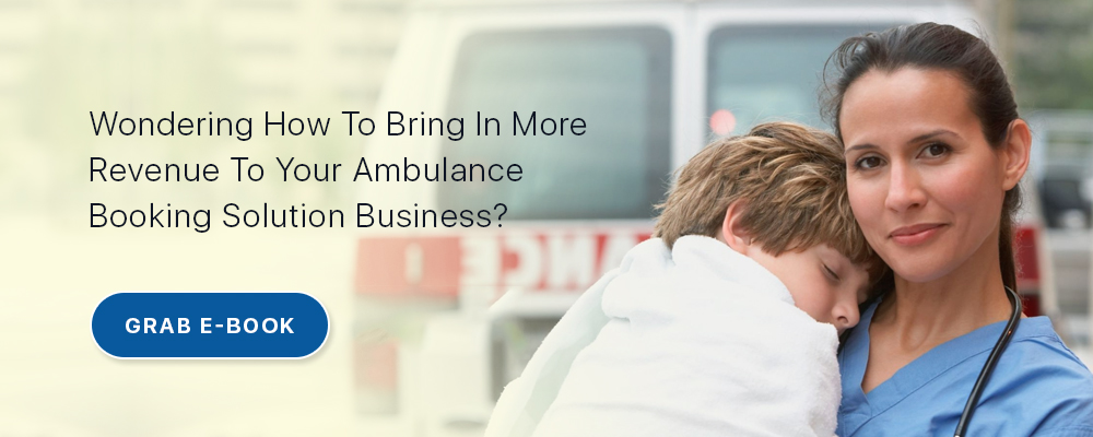 ambulance booking app development
