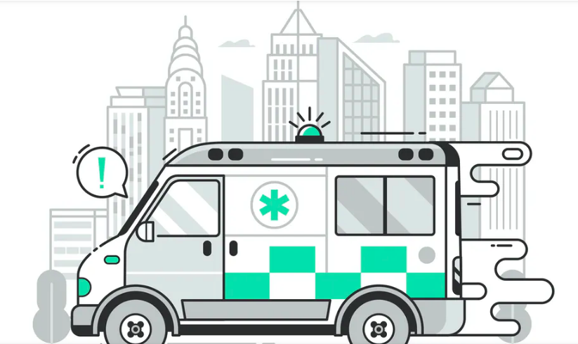 ambulance app features