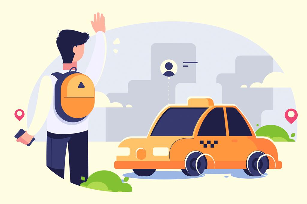 cab app development