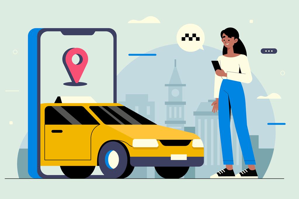 AI-driven cab software