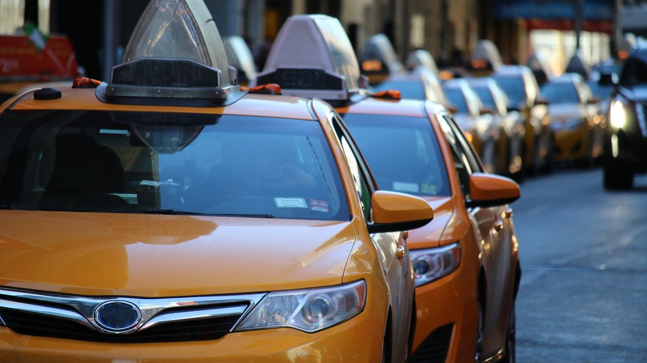 cab rental app