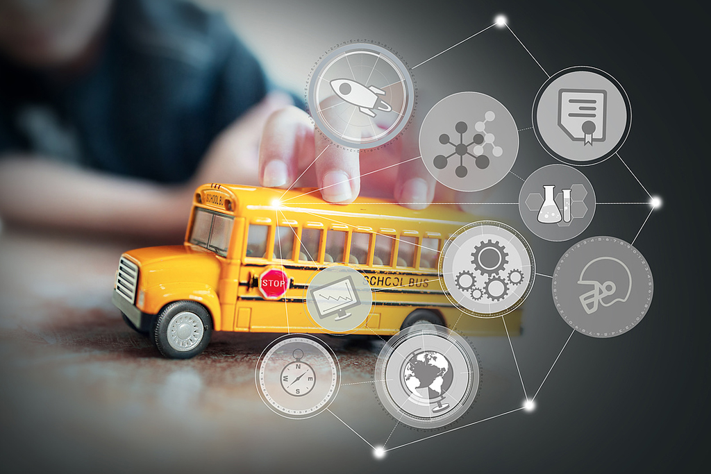 AI features for School Bus