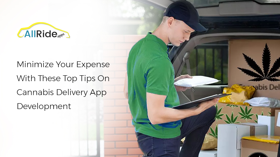 cannabis delivery app