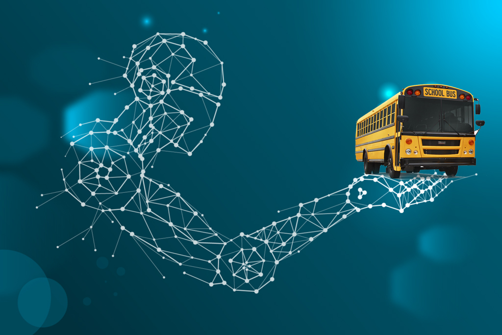How AI helps in School Bus Management