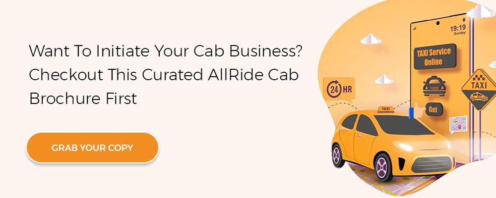 white label cab rental booking app development