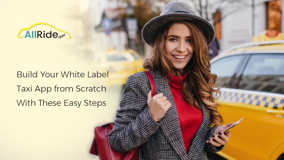white label taxi software