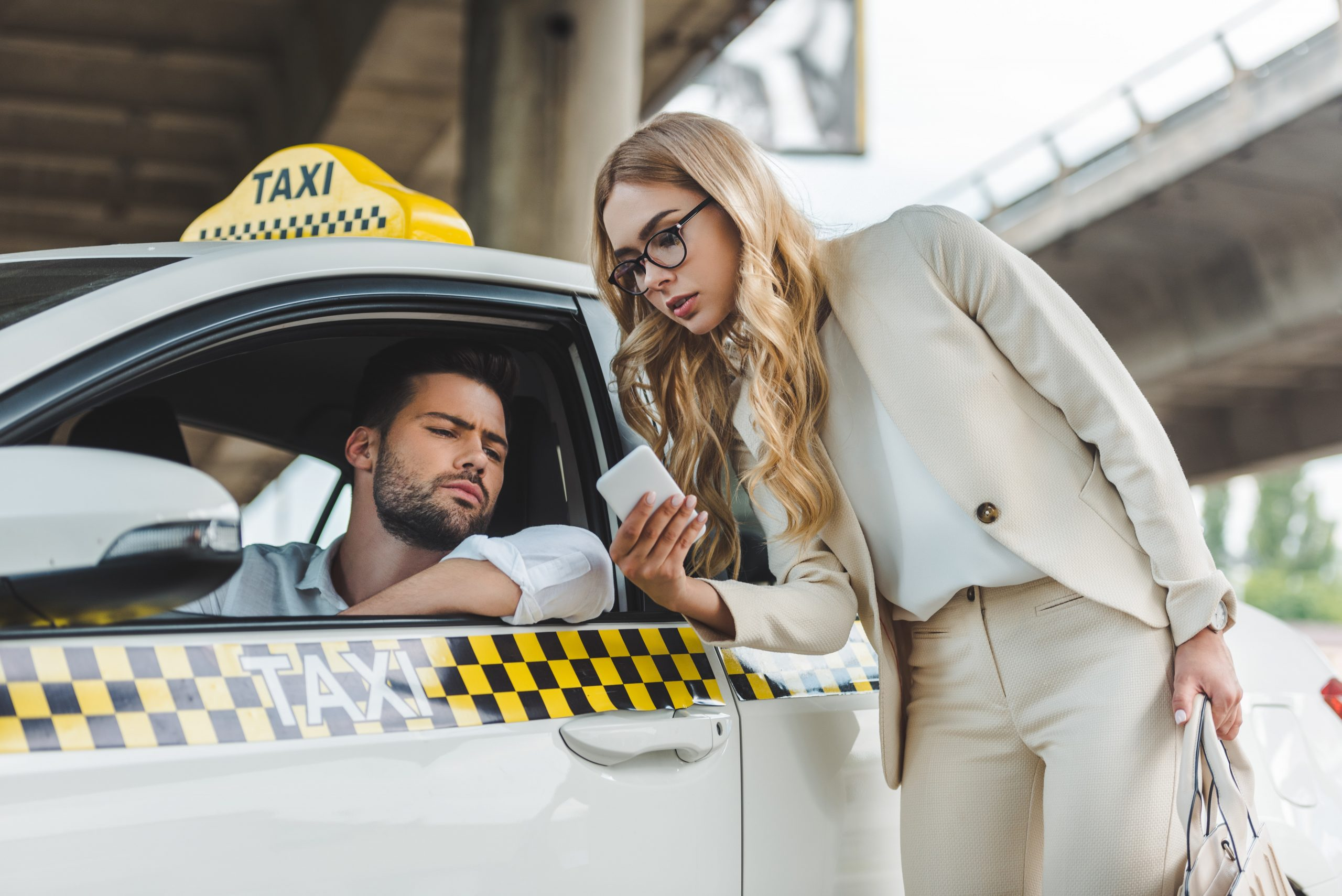 white label taxi management software