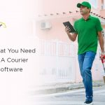 courier tracking software