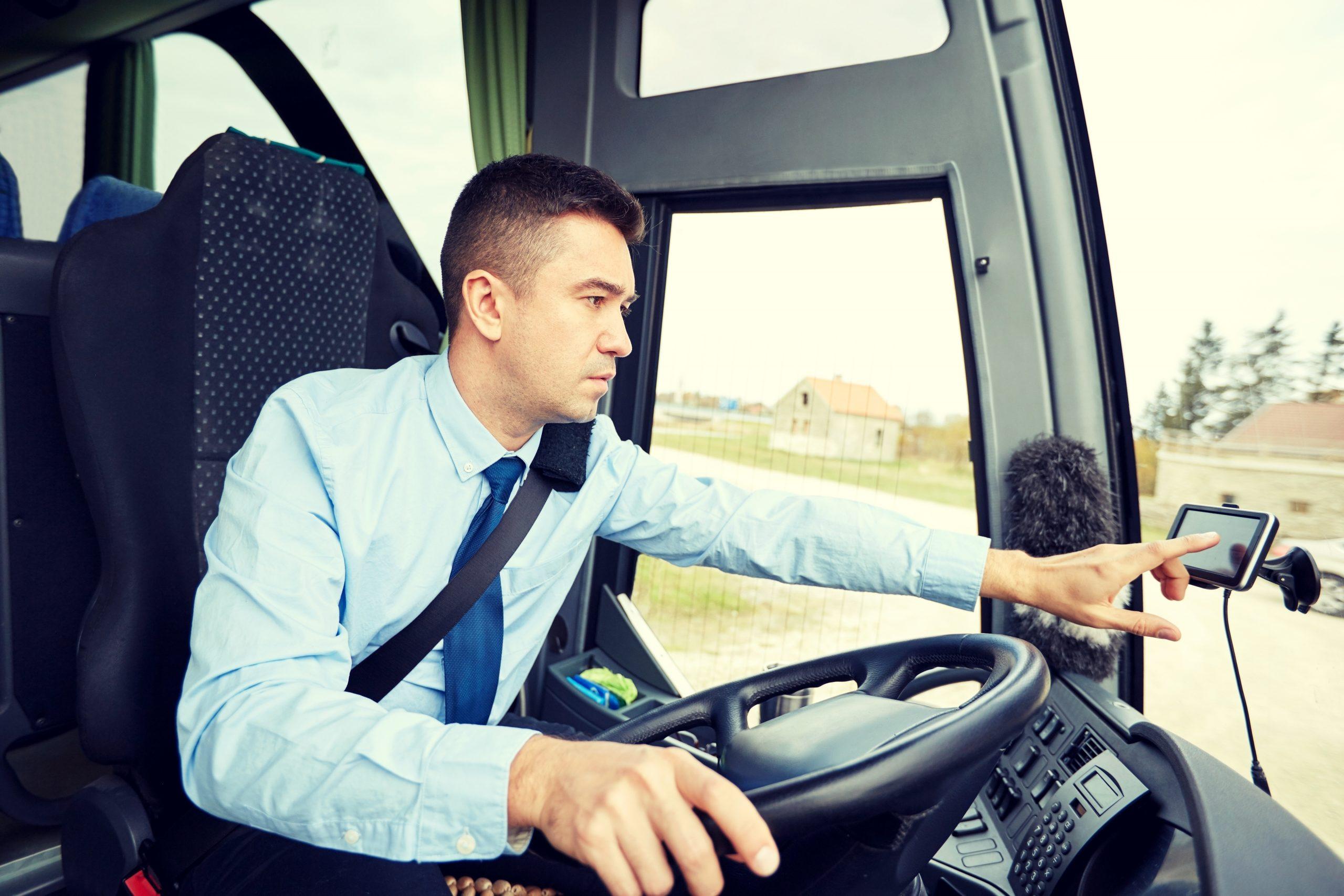 bus driver app