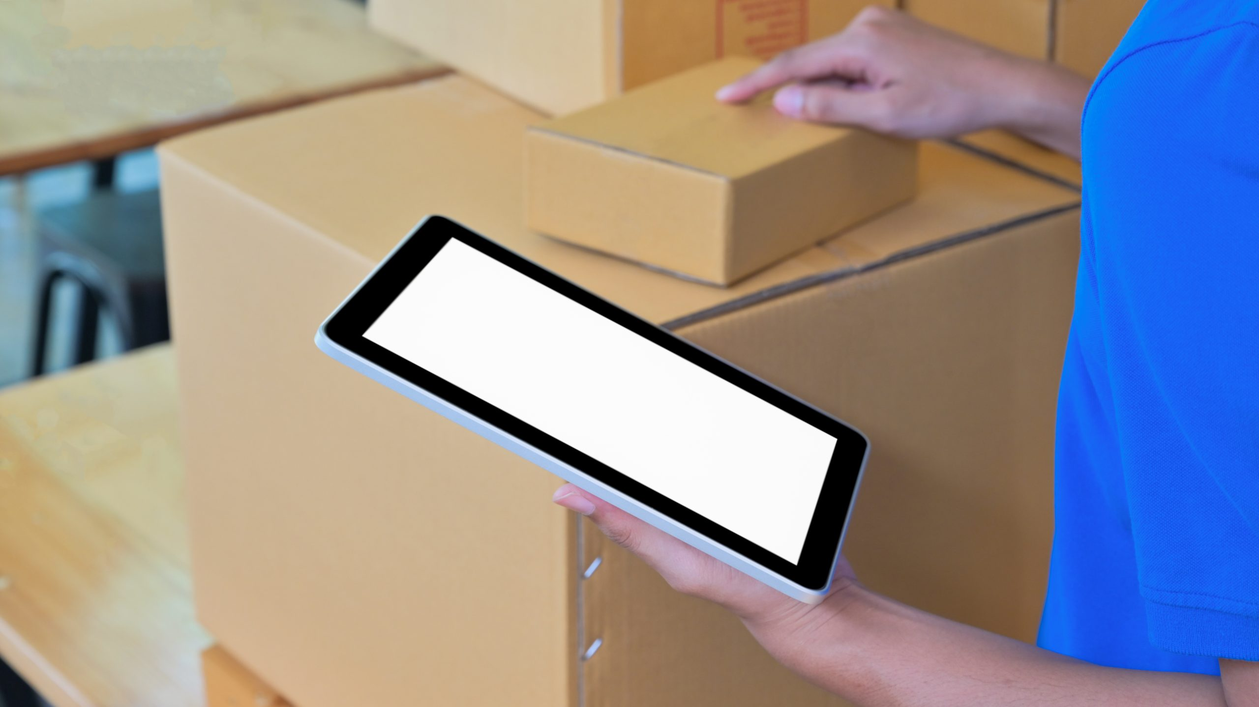 courier delivery software