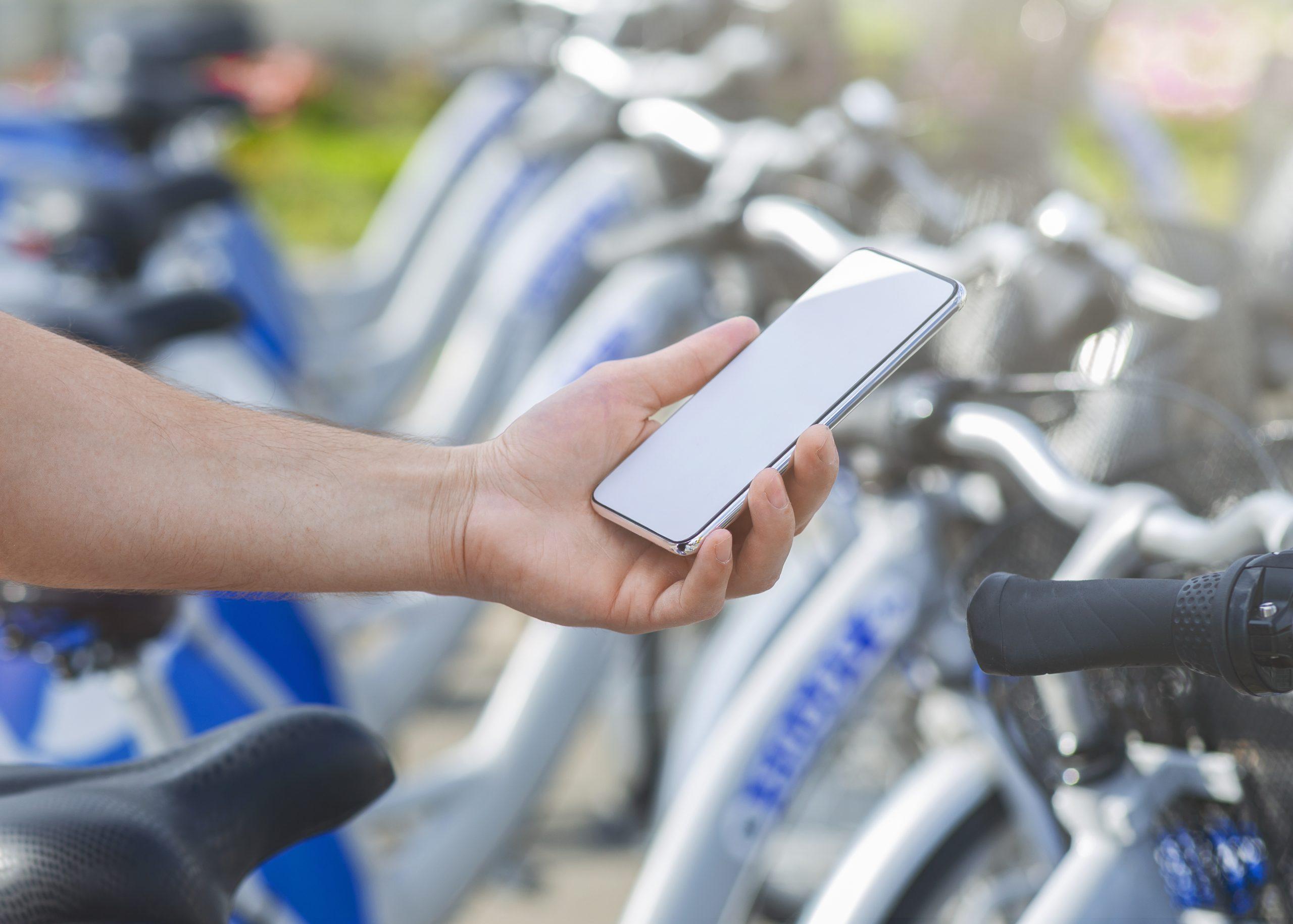 bike rental software