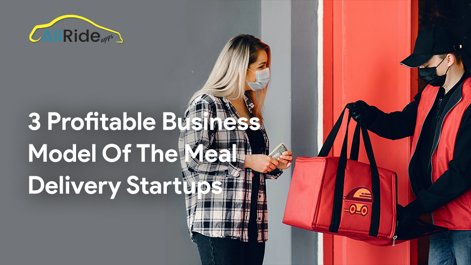 business model for food delivery startup
