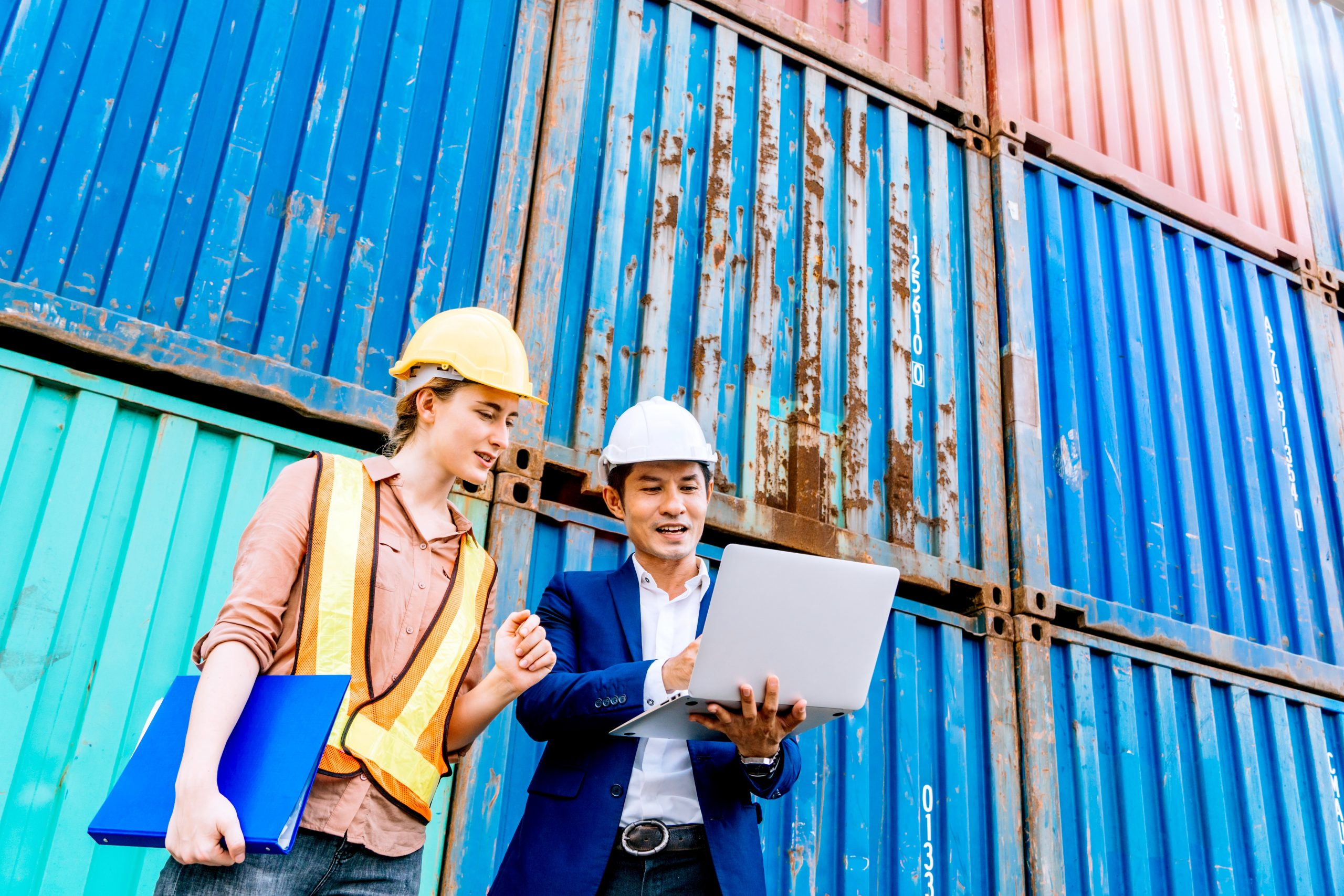 supply chain and logistics software