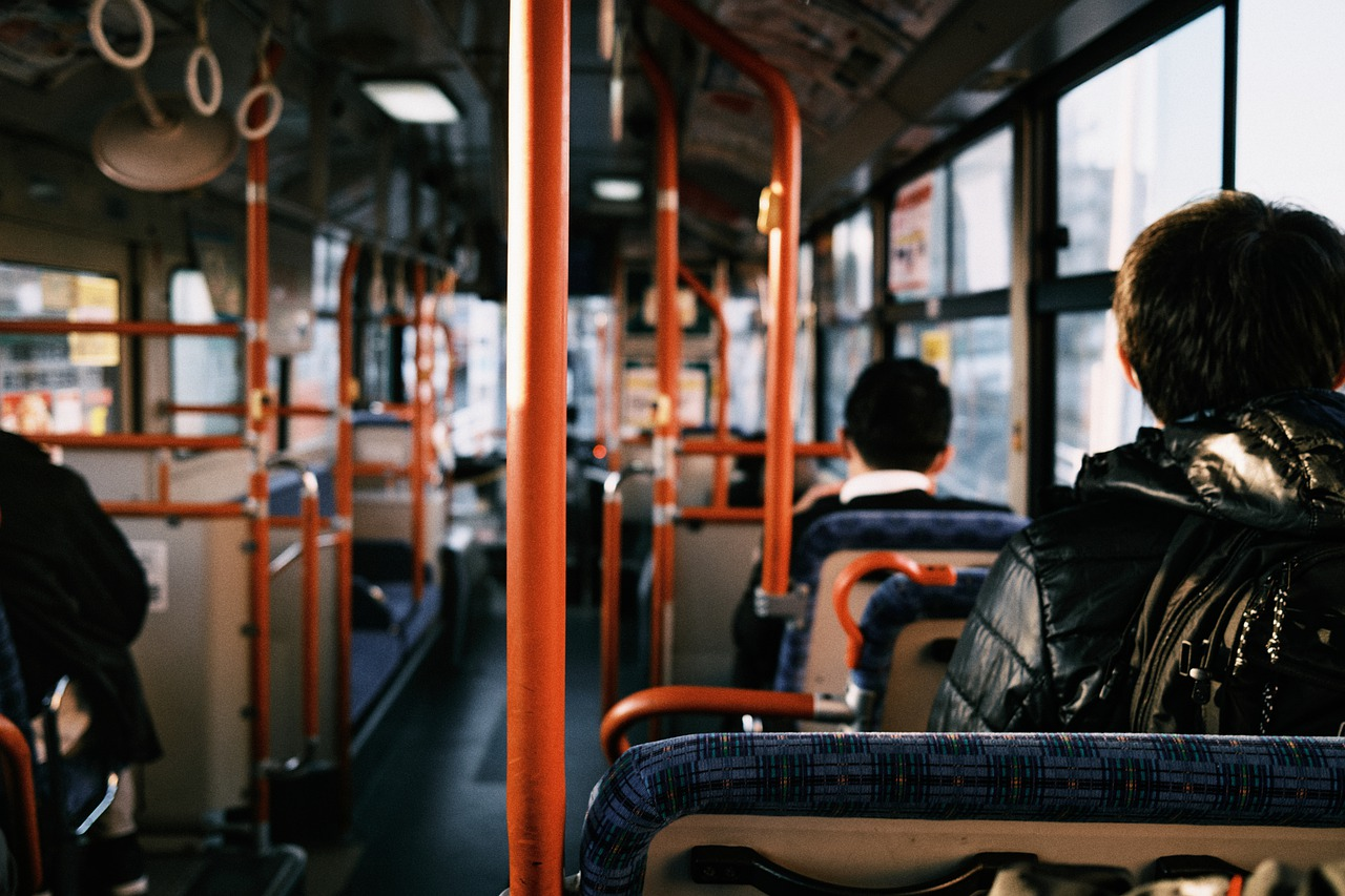 bus seat booking app