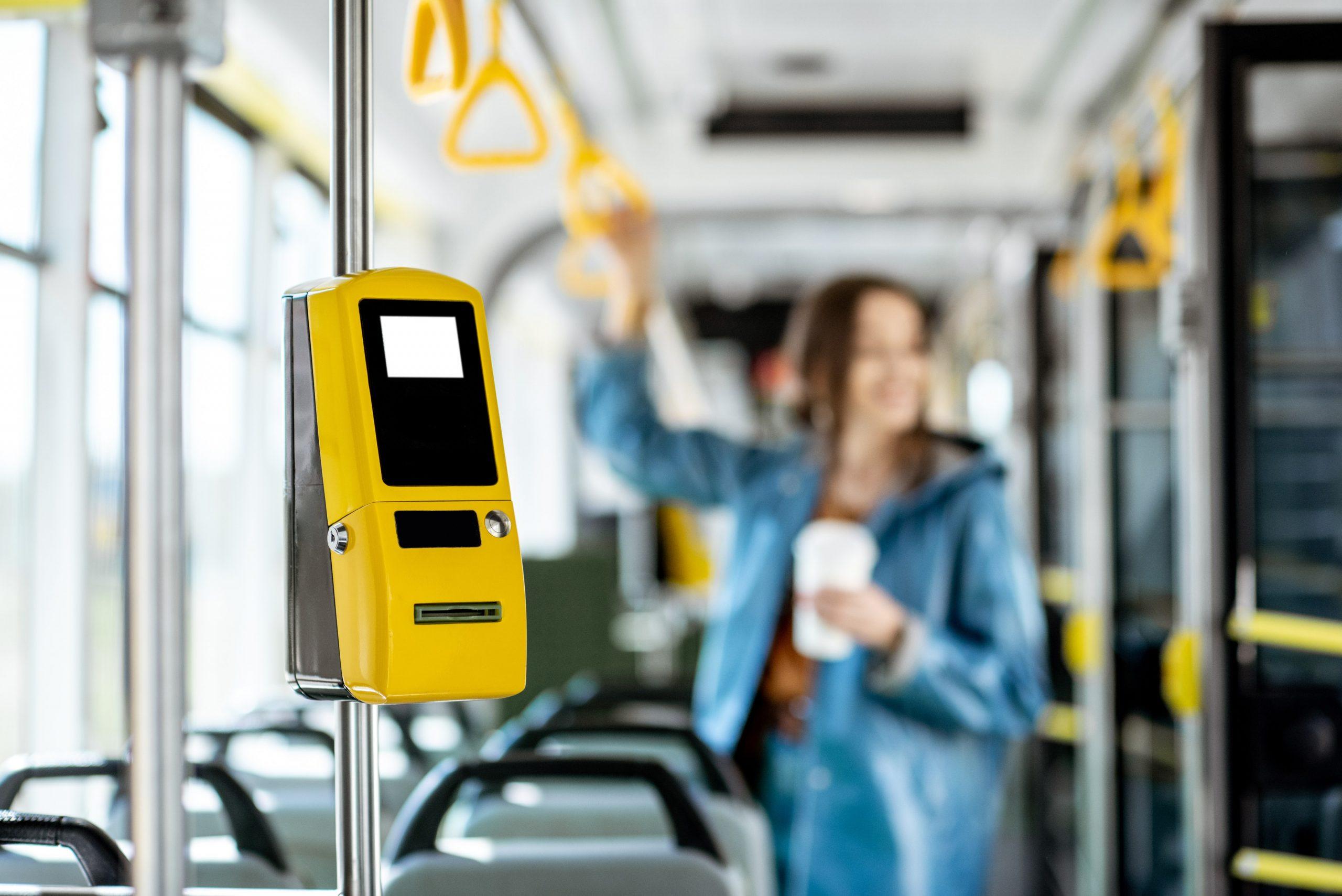 Bus Ticketing System