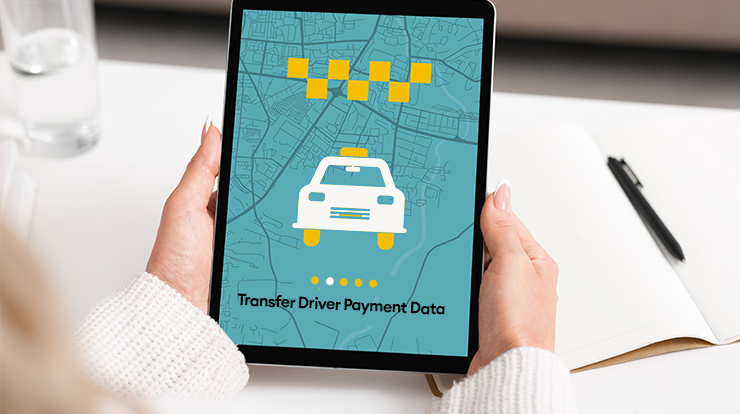 driver payment data