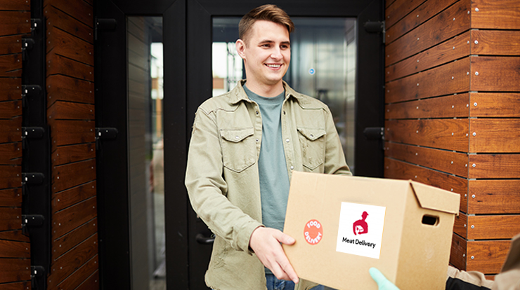 On-Demand Meat Delivery Business App Development