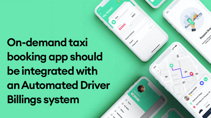 automated driver billing