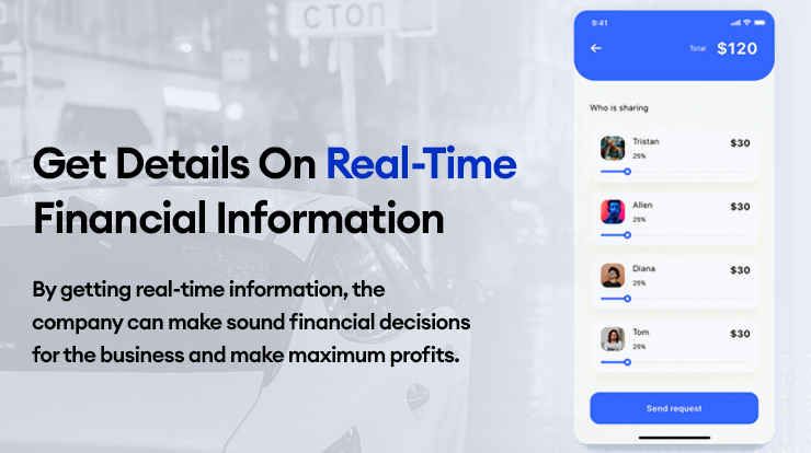real-time information