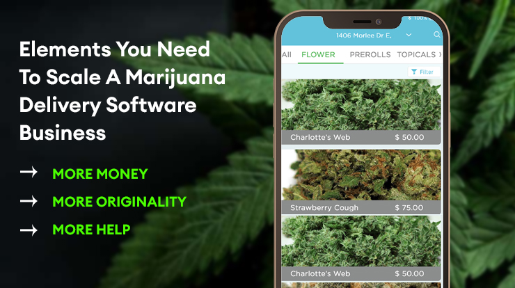 Ondemand Cannabis Delivery Services