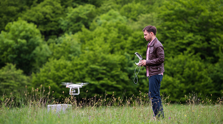 drone delivery system