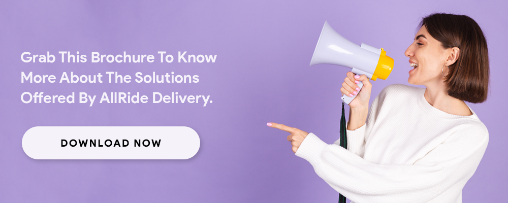 ondemand delivery business