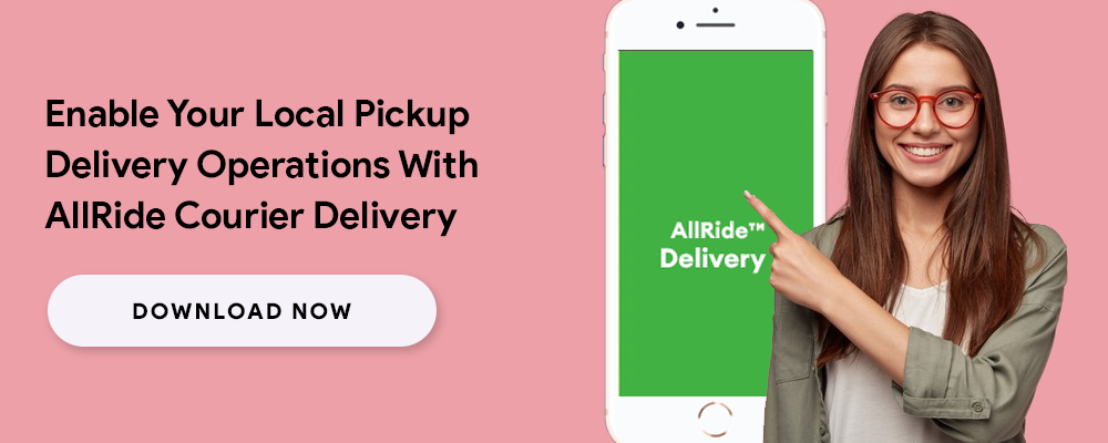 local delivery operations